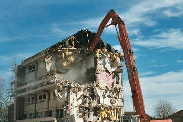 Artículo 37: Demolición de un condominio